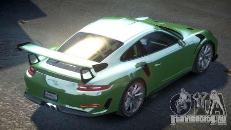 Porsche 911 BS GT3 для GTA 4