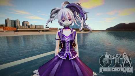 V Flower Vocaloid для GTA San Andreas