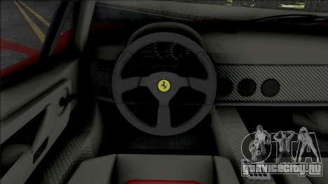 Ferrari F50 Spider (SA Lights) для GTA San Andreas