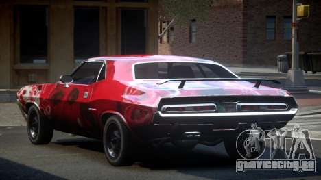 Dodge Challenger BS-U S9 для GTA 4