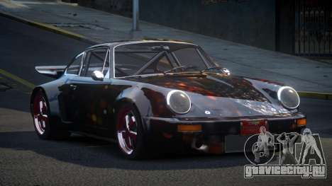 Porsche 911 GS U-Style S2 для GTA 4