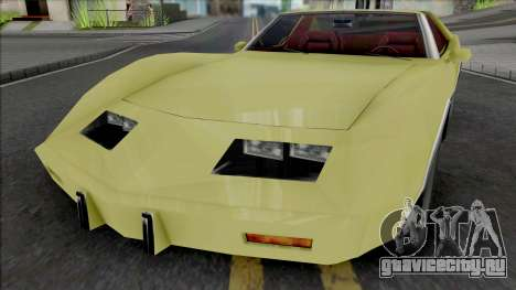 Coquette для GTA San Andreas