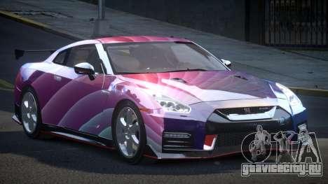 Nissan GT-R GS-S S10 для GTA 4