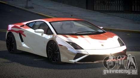 Lamborghini Gallardo IRS S10 для GTA 4