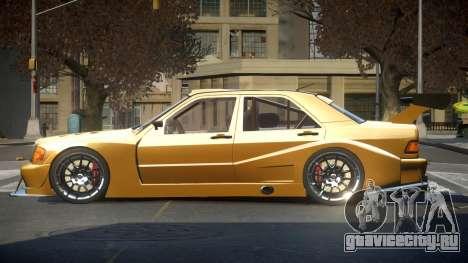 Mercedes-Benz 190E GST-U для GTA 4