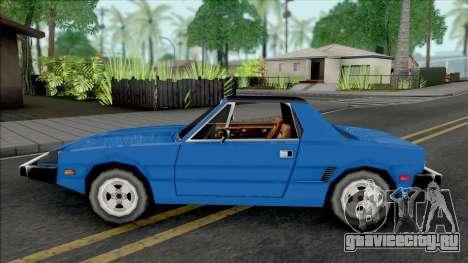 Lurani (Brown Interior) для GTA San Andreas