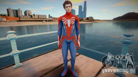 Advanced Suit для GTA San Andreas