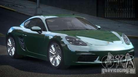 Porsche 718 U-Style для GTA 4