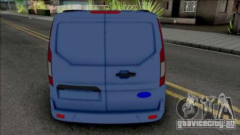 Ford Transit Connect Tuning для GTA San Andreas