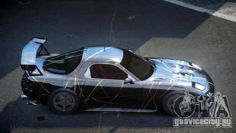 Mazda RX-7 iSI S10 для GTA 4