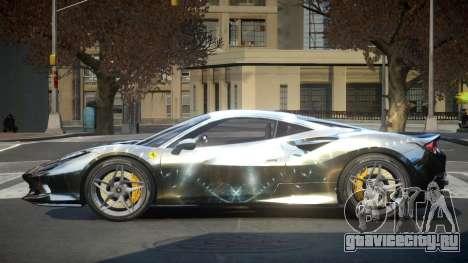 Ferrari F8 BS-R S10 для GTA 4