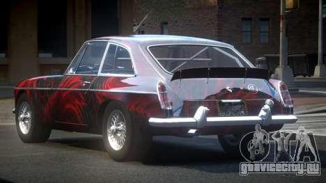 MG MGB GT U-Style S10 для GTA 4