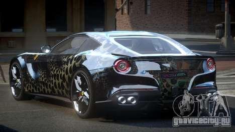 Ferrari F12 BS Berlinetta S6 для GTA 4