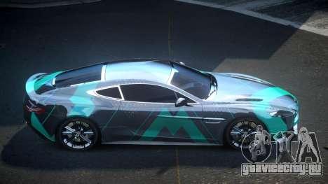 Aston Martin Vanquish iSI S1 для GTA 4