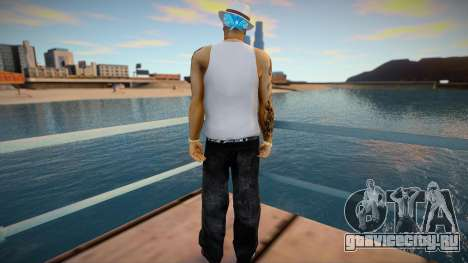 SFRifa 1 для GTA San Andreas
