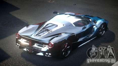 Ferrari LaFerrari US S5 для GTA 4