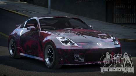 Nissan 350Z iSI S8 для GTA 4