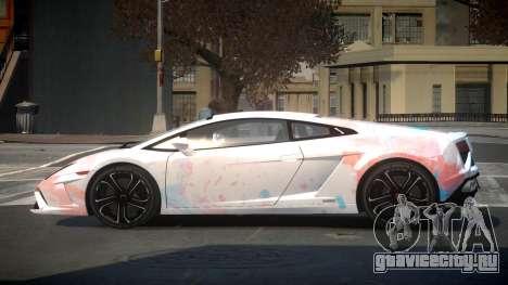 Lamborghini Gallardo IRS S4 для GTA 4