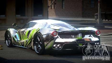 Ferrari LaFerrari US S10 для GTA 4