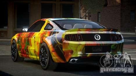 Shelby GT500 GST-U S1 для GTA 4