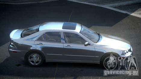 Lexus IS300 U-Style для GTA 4