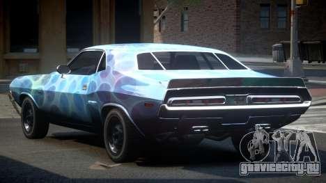 Dodge Challenger BS-U S8 для GTA 4