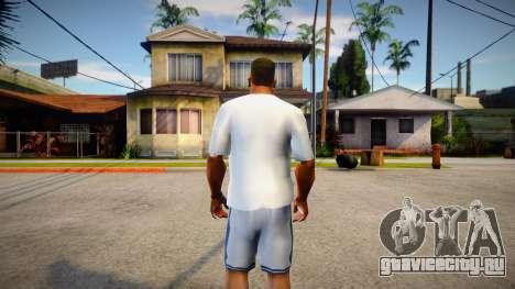 New T-Shirt - tshirtbase5 для GTA San Andreas