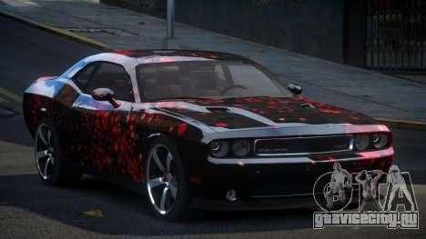 Dodge Challenger SRT GS-U S1 для GTA 4