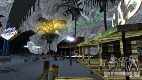 The Most Beautiful Resort & Wonders & Island 202 для GTA San Andreas