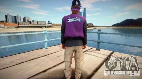 50Cent - Ballas3 для GTA San Andreas