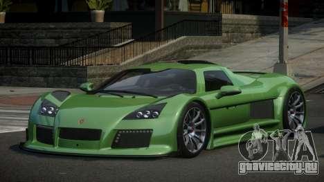 Gumpert Apollo U-Style для GTA 4