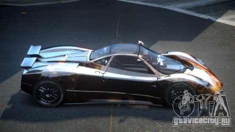 Pagani Zonda BS-S S2 для GTA 4