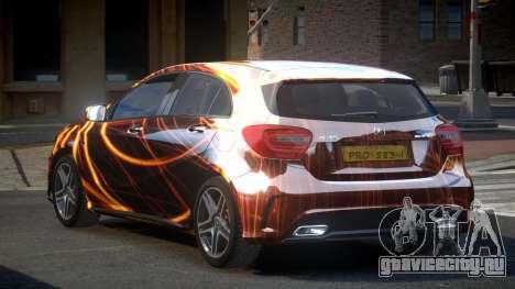 Mercedes-Benz A45 US S5 для GTA 4