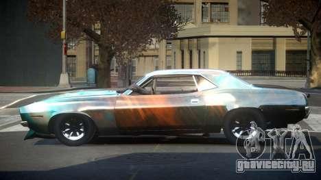 Plymouth Cuda SP Tuning S4 для GTA 4