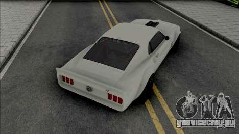 Ford Mustang RTR-X (SA Lights) для GTA San Andreas