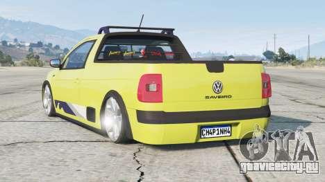 Volkswagen Saveiro CS Surf 2015〡lowered〡add-on