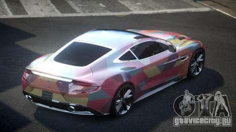 Aston Martin Vanquish iSI S5 для GTA 4
