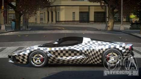 Ferrari LaFerrari PSI-U S3 для GTA 4