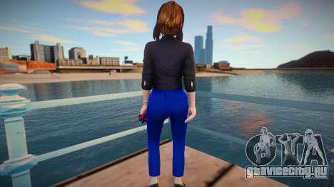 Samantha Samsung (Sam) Virtual Assistant - Origi для GTA San Andreas