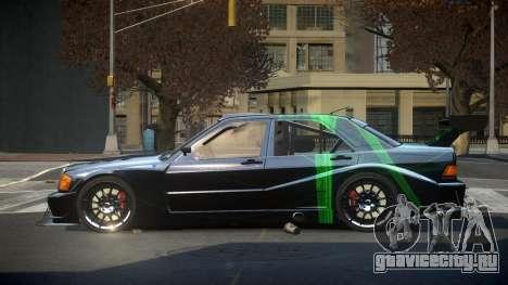 Mercedes-Benz 190E GST-U S8 для GTA 4