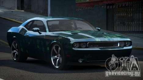 Dodge Challenger SRT GS-U S9 для GTA 4