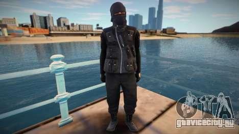 Heists from GTA Online для GTA San Andreas