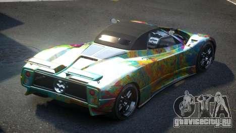 Pagani Zonda BS-S S3 для GTA 4