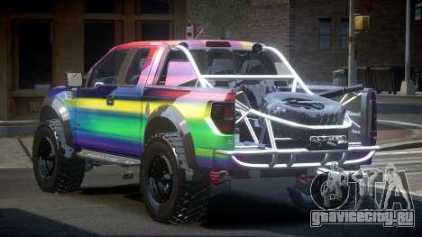Ford F-150 Raptor GS S9 для GTA 4