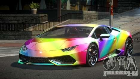 Lamborghini Huracan GST S6 для GTA 4