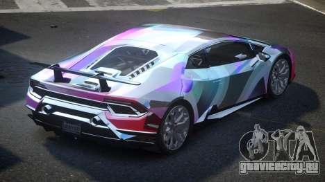 Lamborghini Huracan BS-Z S5 для GTA 4