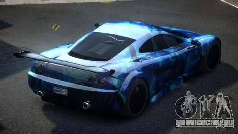 Ascari A10 BS-U S5 для GTA 4