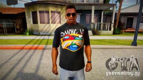 New T-Shirt - tshirtzipgry для GTA San Andreas