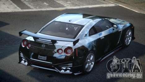 Nissan GT-R GS-S S5 для GTA 4