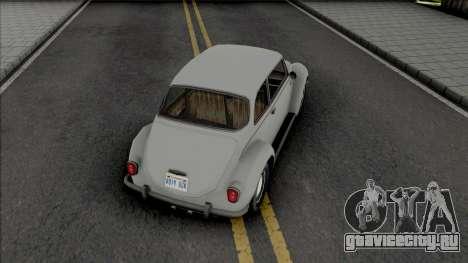 Bug для GTA San Andreas